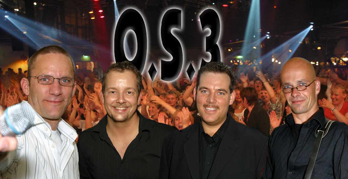 O.S.3 welcomes you !